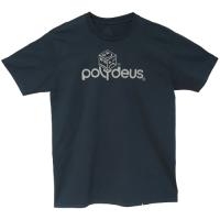 POLY LOGO - Grey/Charcoal