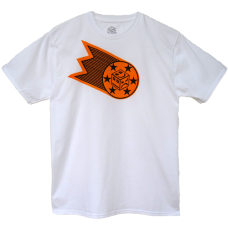 POLY Starshot - Orange Black/White