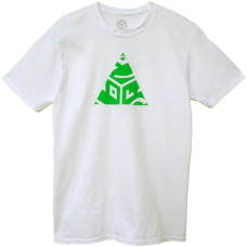 POLY Tri Logo - green/white